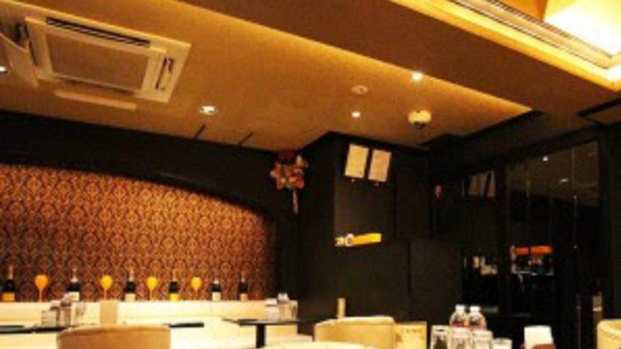 銀座のキャバクラ、エスパラディスの店内画像