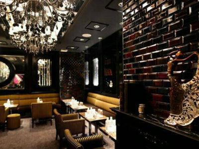 銀座クラブ、ボレロの店内画像