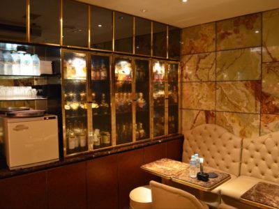 銀座のキャバクラ、ルシェンテの店内画像