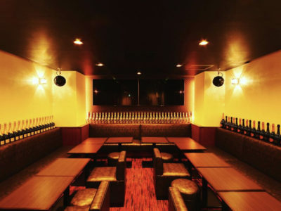 銀座フェリシアクラブの店内画像