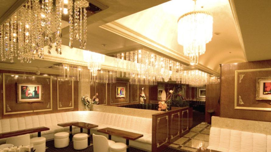 銀座のニュークラブ、オルフェの店内画像