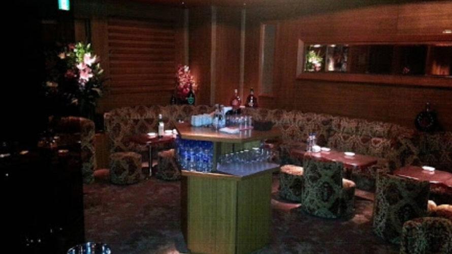六本木のクラブ、パルファンの店内画像