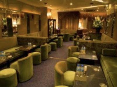 六本木のクラブ、ミスユーの店内画像