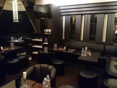 六本木のクラブ、イリスの店内画像