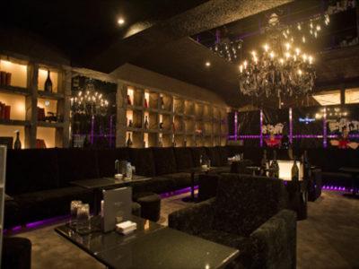 六本木のクラブ、ジェリエッタの店内画像
