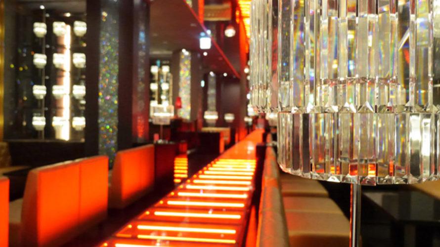 上野のキャバクラ、ミントの店内画像
