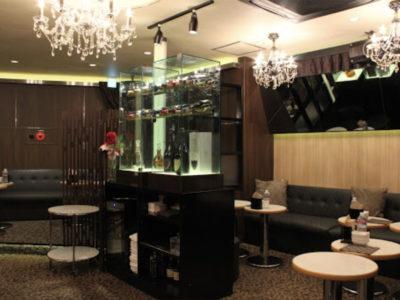 川崎のキャバクラ、ヒルズラウンジHILLSLOUNGEの店内画像
