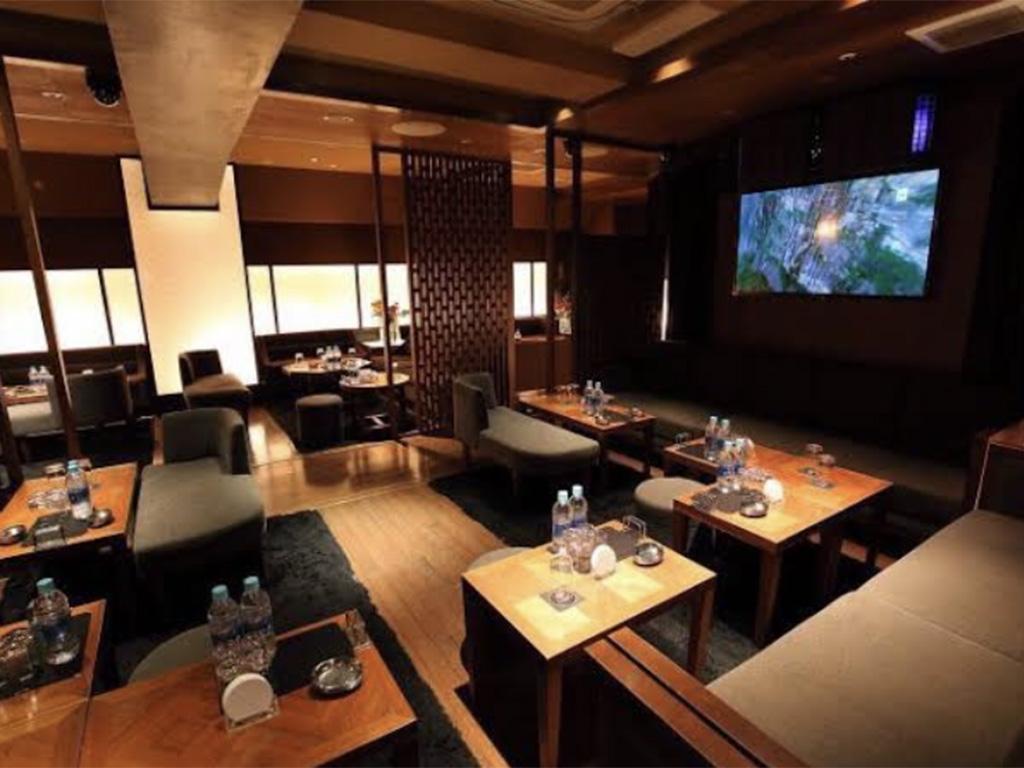 歌舞伎町のキャバクラ、ラヴァンの店内画像
